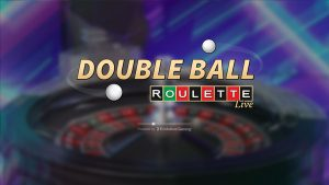 Double Ball Roulette header