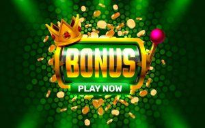 een casino bonus vrijspelen